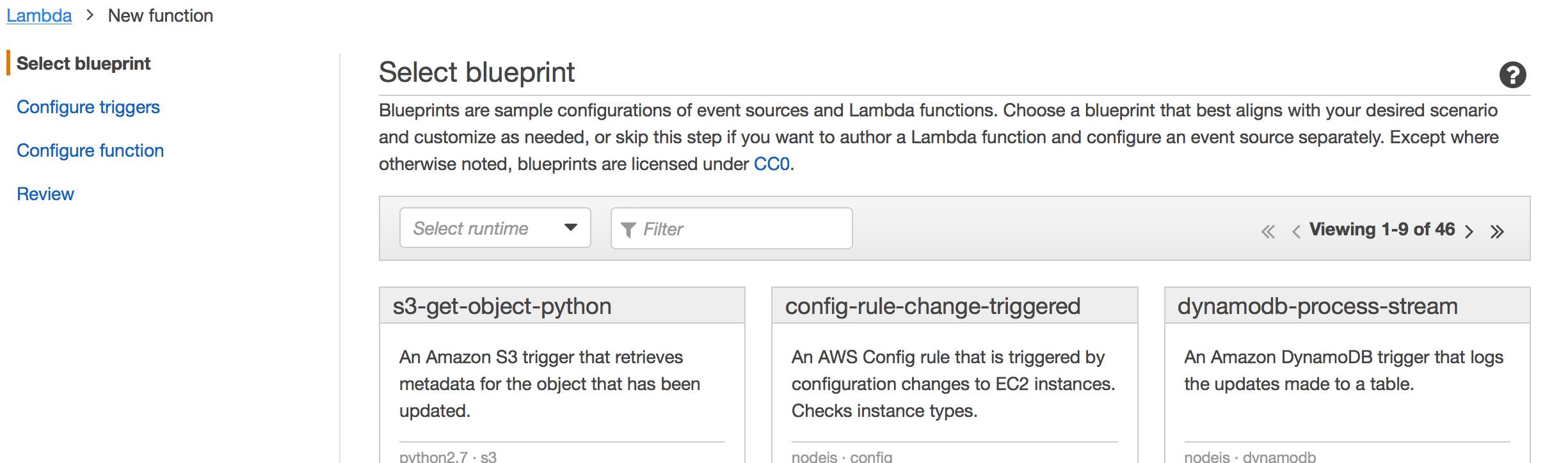 EMR+Lambdaでバッチ処理を自動化する(Lambdaの準備編) - Qiita