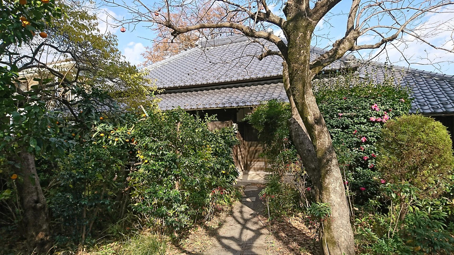 古民家asagoro