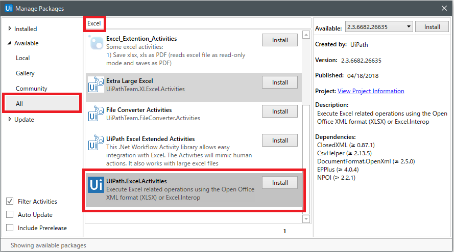 Read And Write Excel File In Uipath