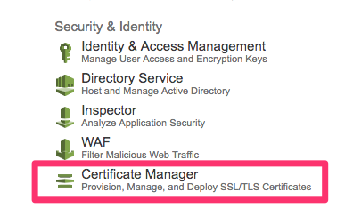 acm aws certificate manager での証明書発行とelb登録 qiita