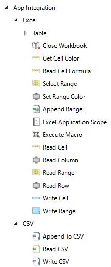 UiPathでRPAを実践してみる(2) ~Excelを使ってみよう!~ - Qiita