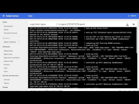 Google Computing Engine demo