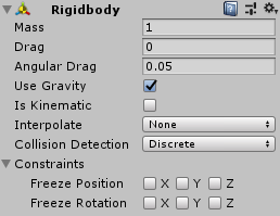 Player.Rigidbody