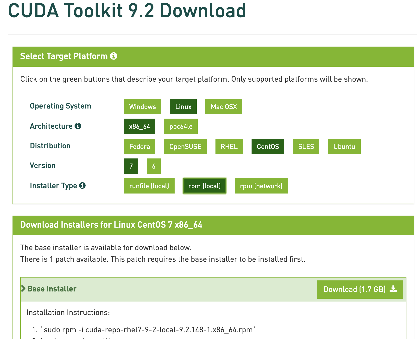 AmazonLinux2にTensorFlow環境を構築する - Qiita