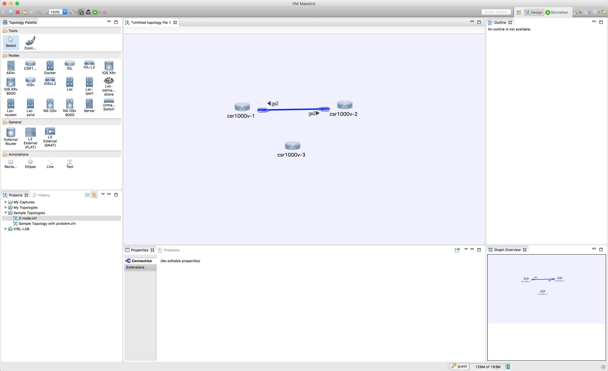 ネットワーク自動化開発実践 準備編 - Cisco VIRL - Qiita
