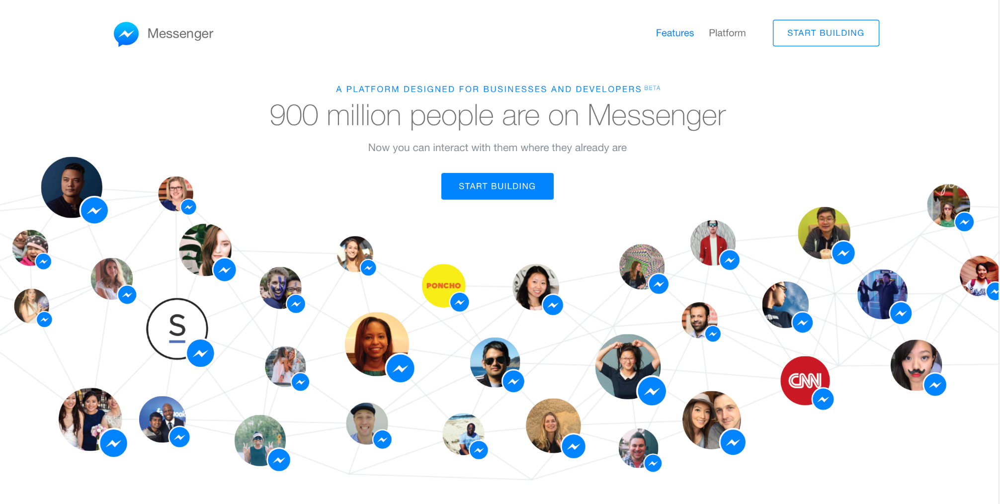 facebook messenger platform betaでできる全ての事を試してみた line