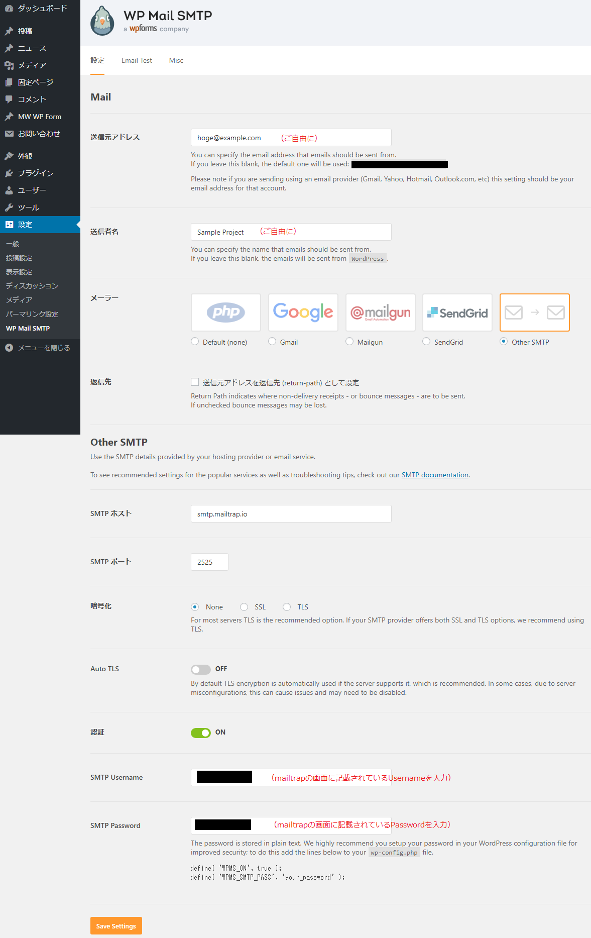 FireShot Capture 55 - WP Mail SMTP Options_ - http___project-name.wp_wp_wp-admin_options-general.php.png