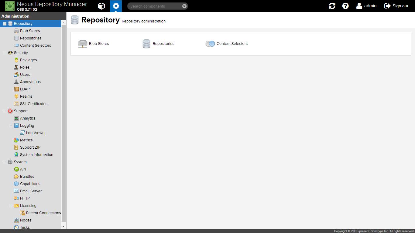 Nexus3でオフラインリポジトリを作る。 - Qiita