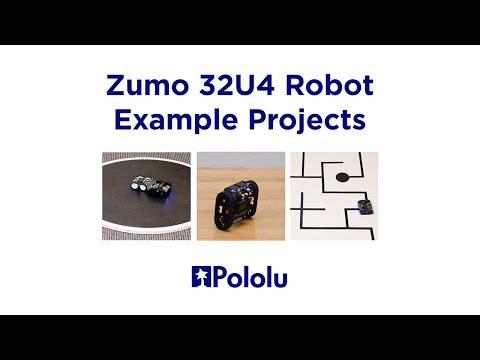 zumo-32u4-robot