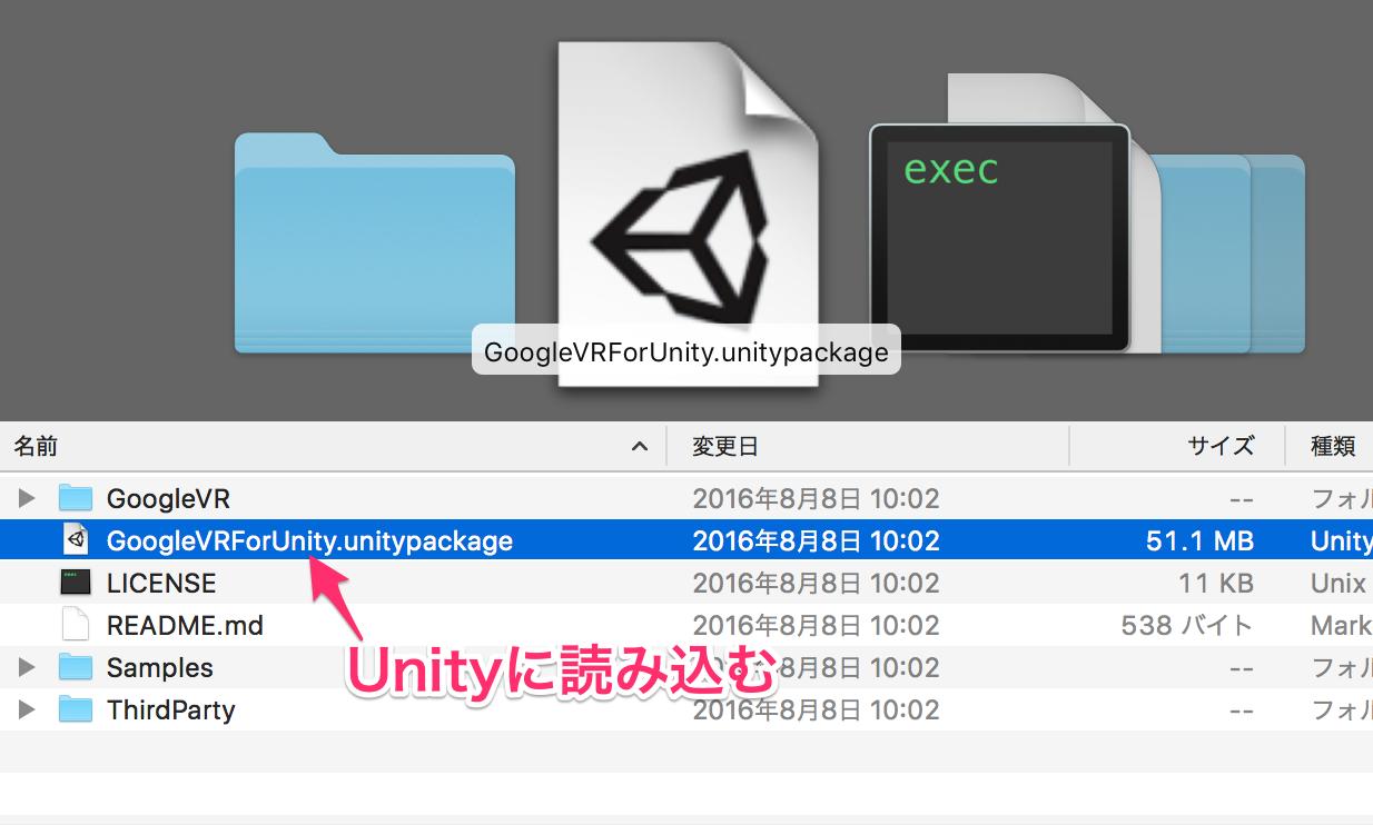 Unityでgoogle CardBoard事始め - Qiita