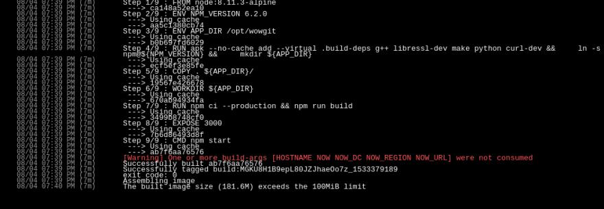 Multi-stage buildでDockerイメージのサイズを最適化 - Qiita