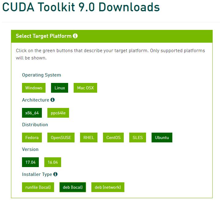 Ubuntu18 04にCUDA・cuDNN・tensorflow-gpuをインストールする