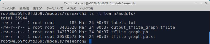 Edge TPU Accelaratorの動作を少しでも高速化したかったので