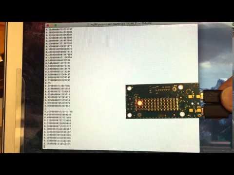 【Intel Edison Breakout Board】PWMでLED制御