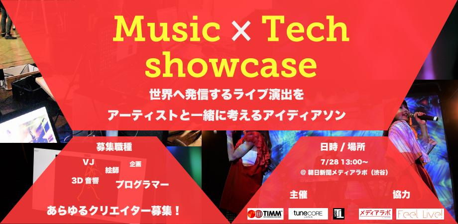 「TIMM special showcase」プレイベントMeet Up
