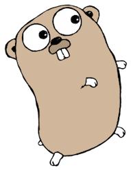 Gopher(ホリネズミ)