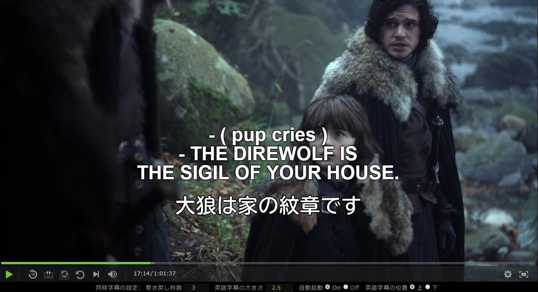 Hulu 同時字幕で英語学習 - Qiit...