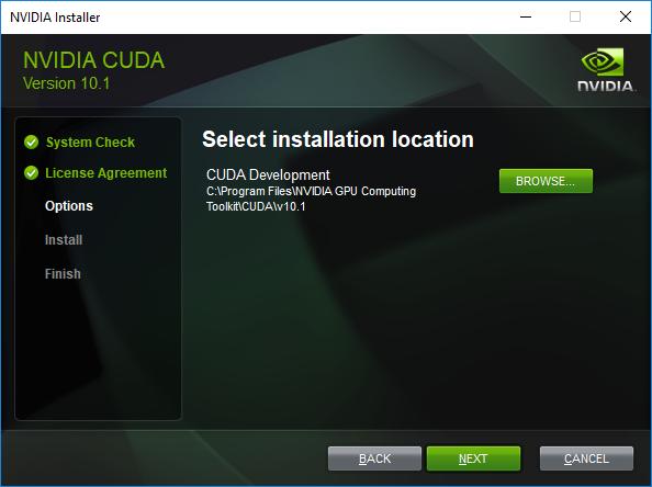 OpenCV 3 4 2 + CUDA 10 1 + Python3な環境をWindows10で構築