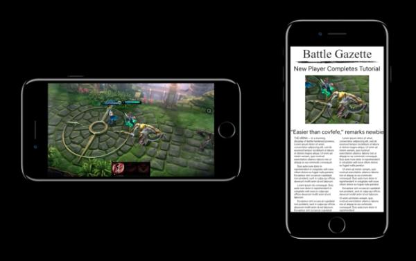 iOS 11 WKWebView 3大新機能 (WWDC 2017) - Qiita