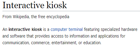 Interactive kiosk   Wikipedia.png