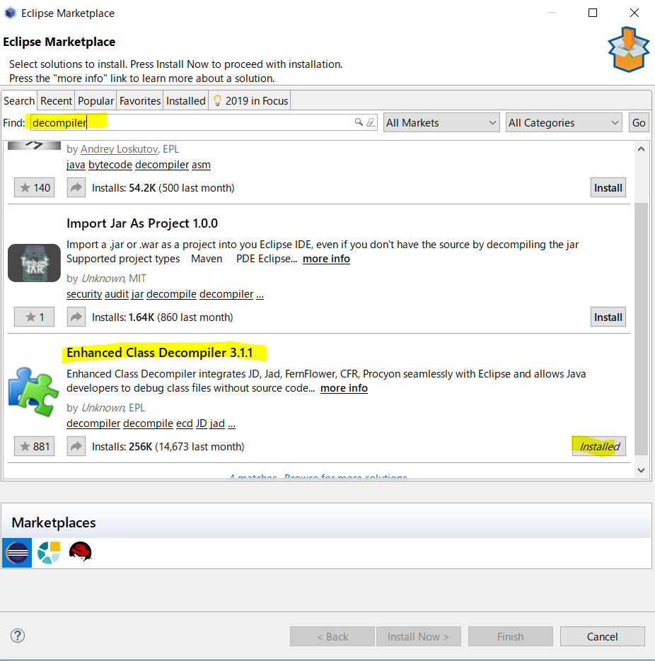 Eclipse JAVA開発に便利プラグイン:Decompiler - Qiita