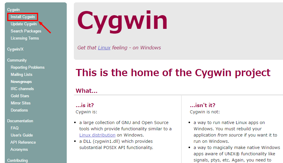 Window10にCygwinでrsyncとsshをインストールする - Qiita