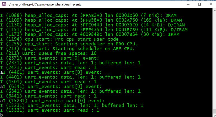 WROOM32 UART sample 2 - Qiita