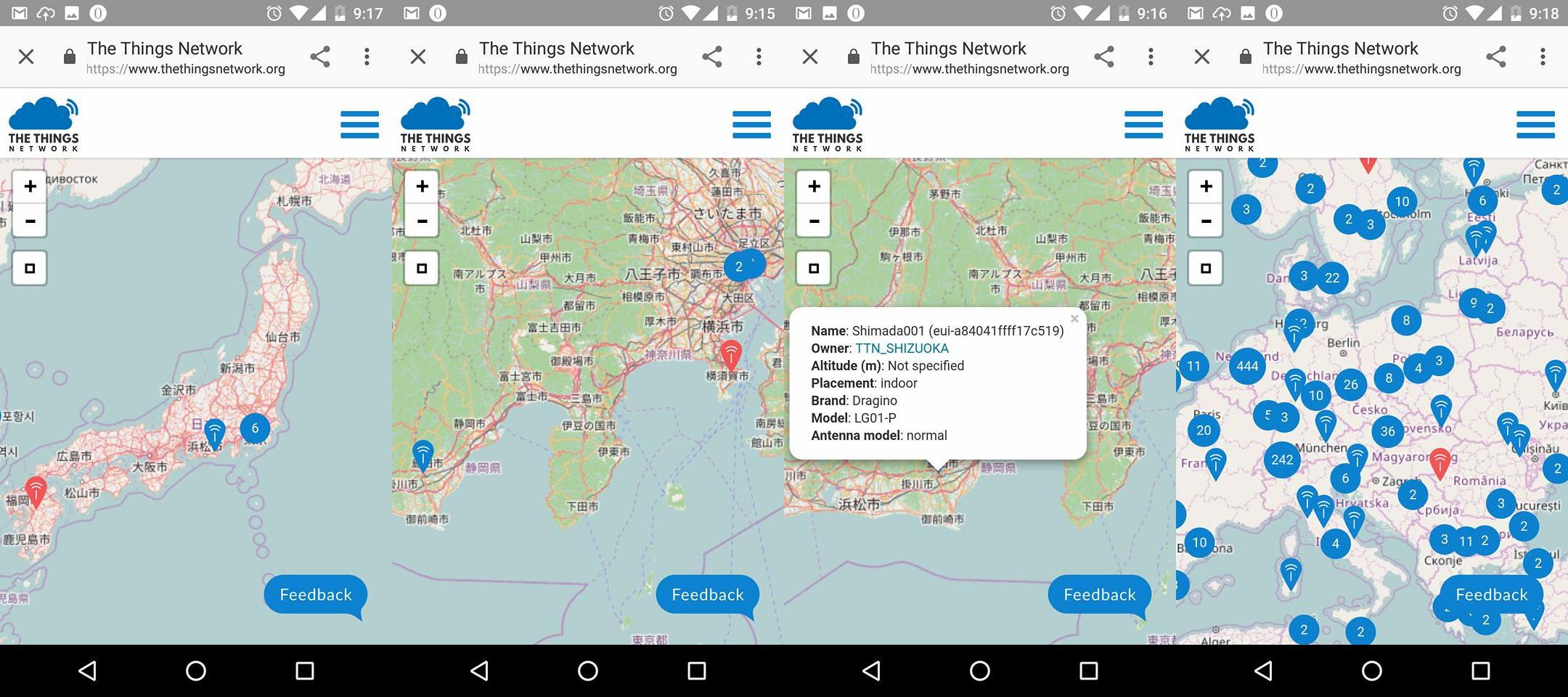はじめてのLoRa_「The Things Network」に 「Dragino LG01-P