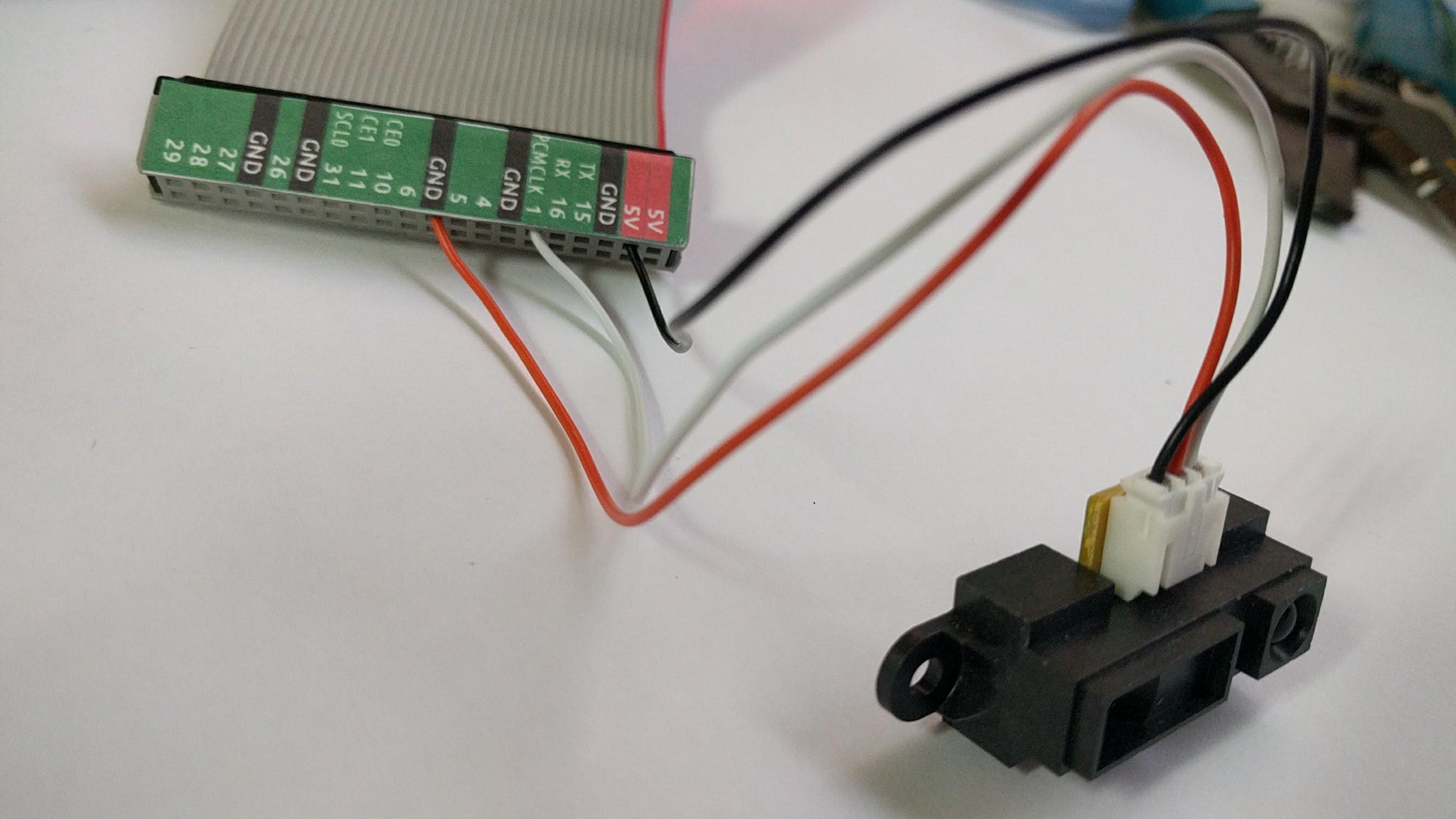 Python で WiringPi とお気楽電子工作 - Qiita