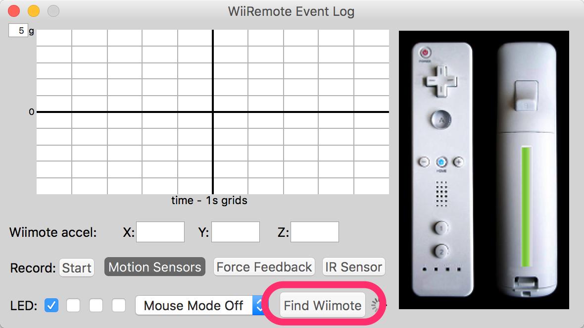 WiiリモコンでKeynoteを操作するHack - Qiita