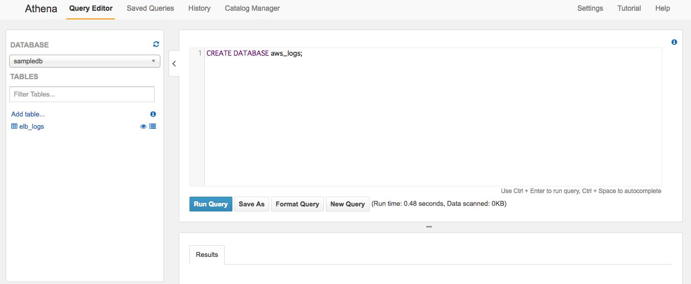 Athenaを使ってAWSのログを集計する - Qiita