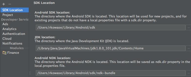 Android StudioのJDK更新手順 - Qiita